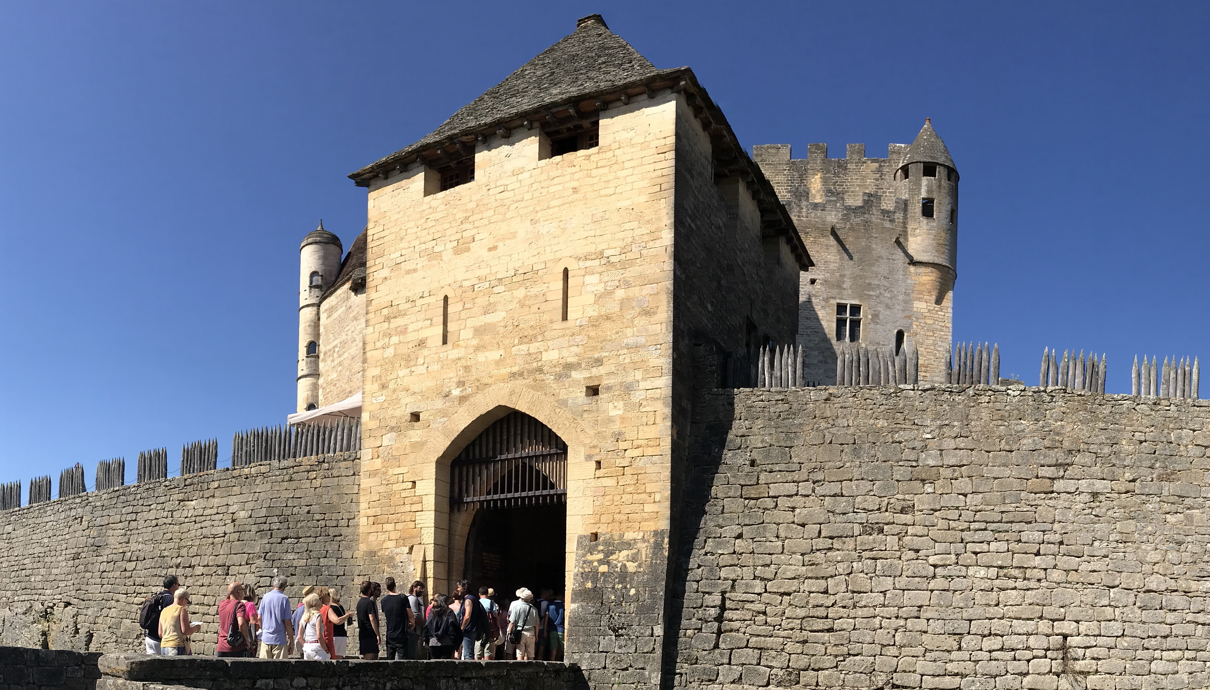 Découvrir le château de Beynac